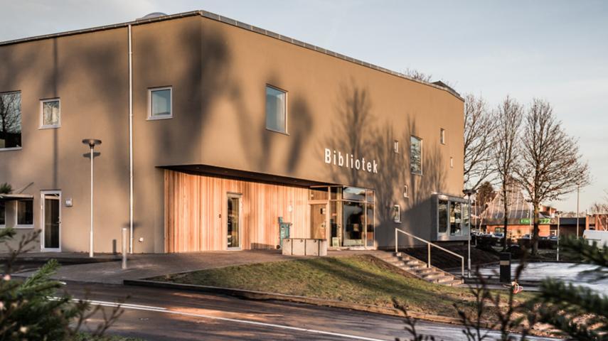 Støvring Bibliotek