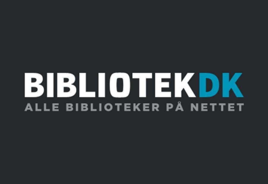 Logo fra Bibliotek.dk