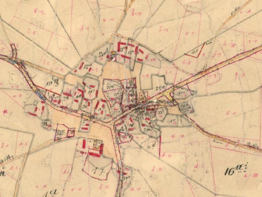 Historiske Kort Pa Nettet Rebild Bibliotekerne