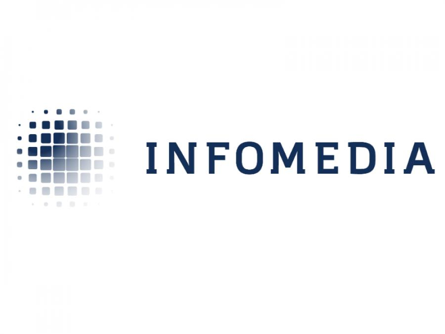 InfoMedia logo
