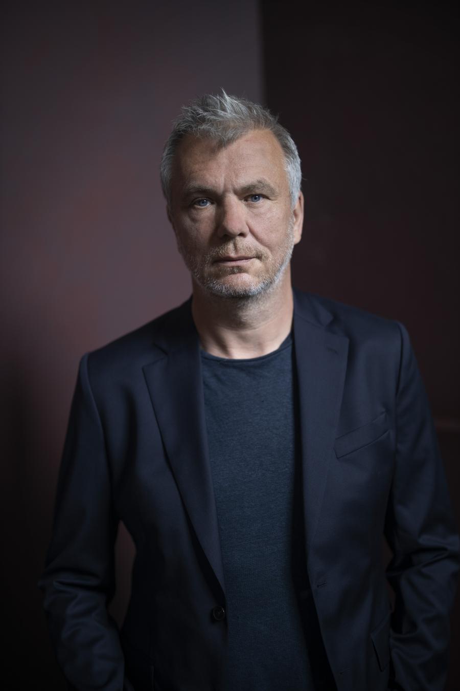 Portræt af Jesper Stein. Fotograf: Klaus Holting