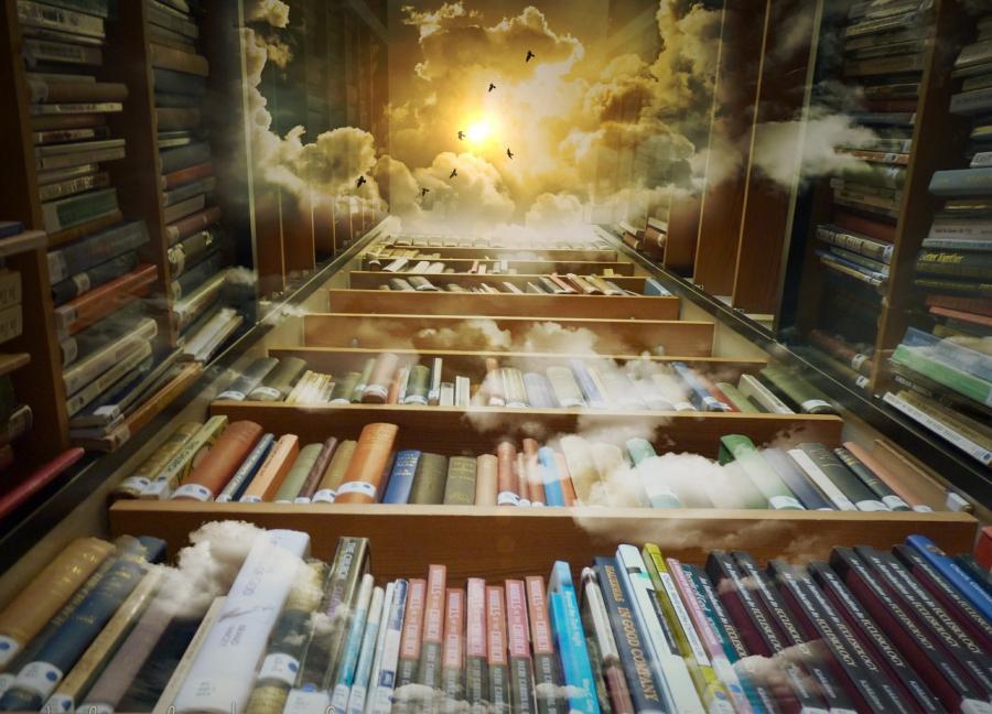 fantasy-bibliotek